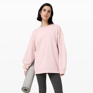 Lululemon Oversized crew Sweater Sweatshirt 10